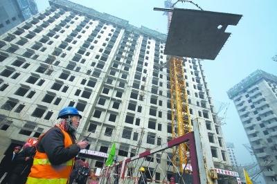 北京首个产业化公租房项目整体封顶 BIM技术解决关键节点问题