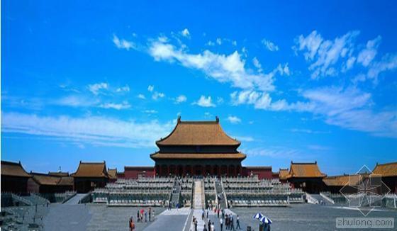 """北京限制""""怪建筑"""" 保护古都风貌"""