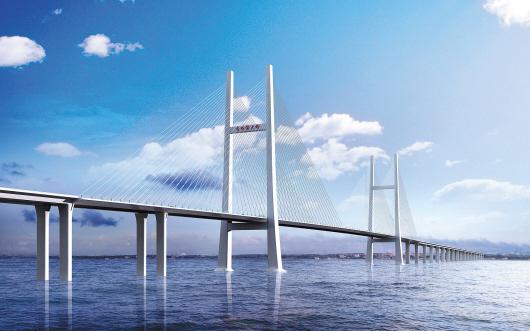 台州史上最大工程沿海高速公路全线启动总投资386亿