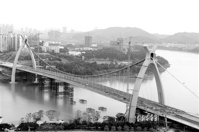 BIM应用于南宁英华大桥施工管理