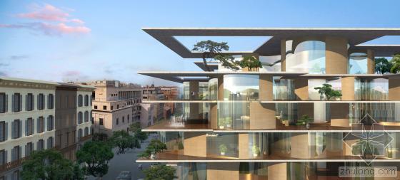 马岩松设计并实施的欧洲首个项目公布