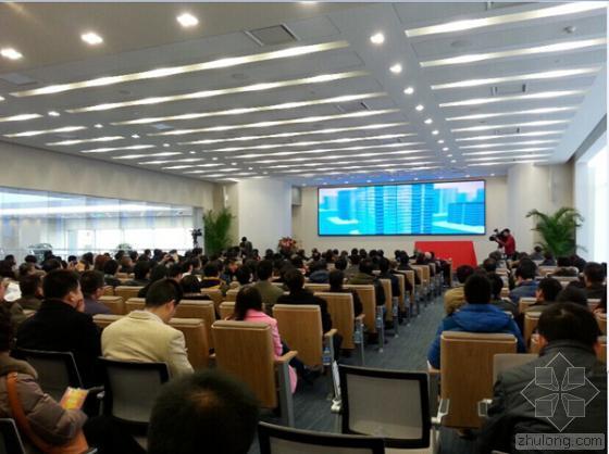金晶格林防火玻璃高新产品新闻发布会   在中国建筑科学研究院成功