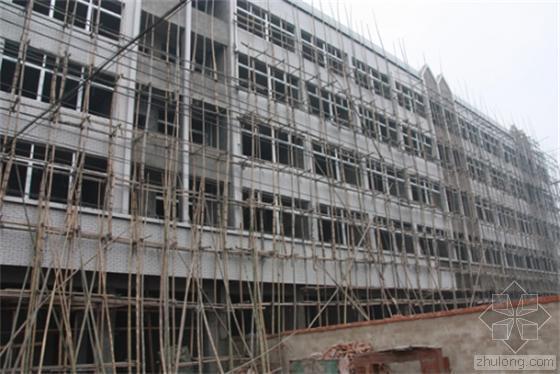 住建部大排查:在建工程全部停用竹脚手架