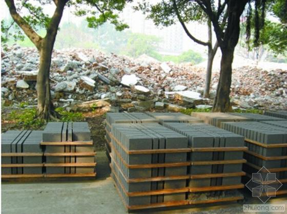 政府推动建筑垃圾资源化循环经济项目发展