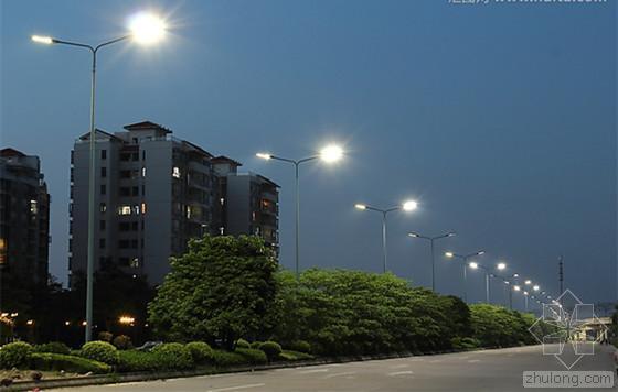 北京街边路灯就能充电  电动汽车的福利