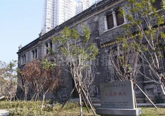 """温州武术史馆所在地,""""浙江古宅第一移""""的杨宅。"""