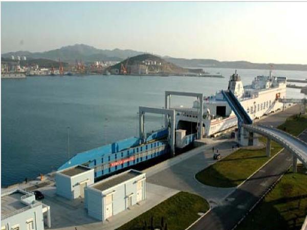 山东火车轮渡码头