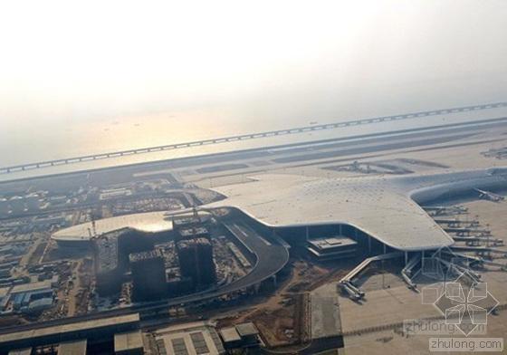首都新机场航站楼预计9月开工 或将设地下火车站