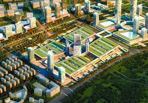 湖南湘潭打造超级综合商贸市场集群 总投资近千亿