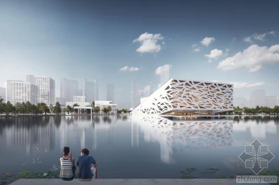 新余杭歌剧院设计方案首次公布