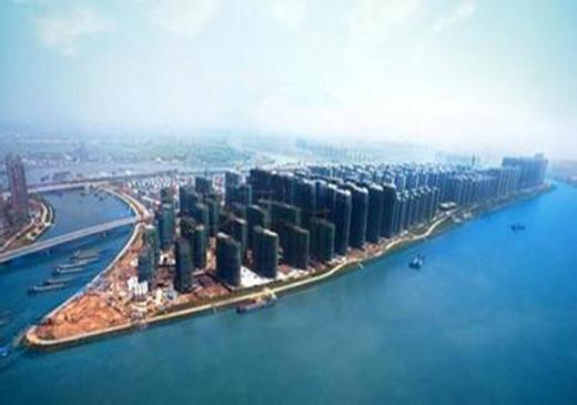 温州210亿元磅礴造城 立体城打造最美天际线