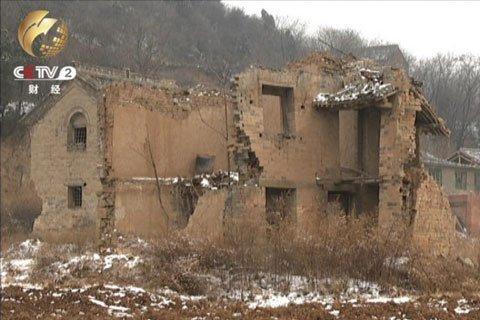 山西明清古村落被强拆 古建筑为何纷纷被拆?