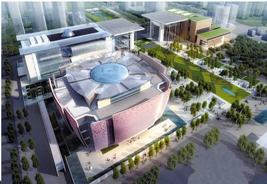 广州美术馆新馆每平米造价1.5万元 人大代表质疑贵