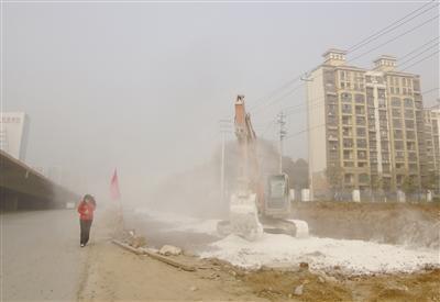 3月起开征施工扬尘排污费