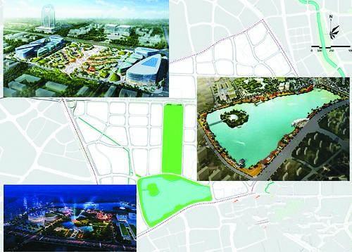 海口三片区规划获通过 秀英片区将建地标建筑