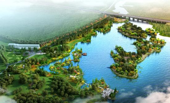 陕西西安今年将新增生态水面2800亩 新增11座污水处理厂