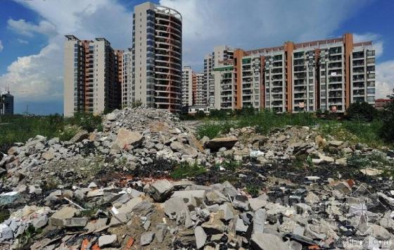 """资源利用率仅5% 建筑垃圾处置产业何以""""难产""""?"""