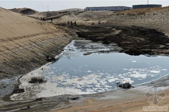 甘肃武威荣华工贸公司向沙漠排污 董事长被立案调查
