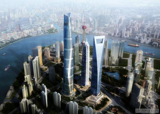 """解密中国632米超级""""第一高楼""""施工技术"""
