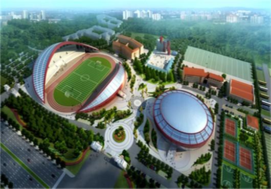 2015世界休闲体育公园揭牌 投资超6000万元
