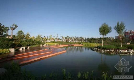 博乐锦绣公园设计方案 尺度的转换