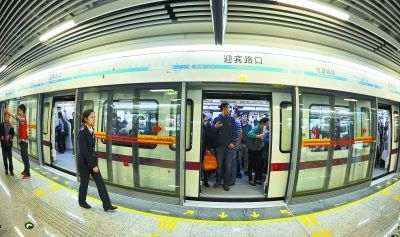 长沙12条地铁线将连网结环 BIM助力2号线现场施工
