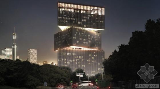 大都会建筑事务所计划建造荷兰最大酒店