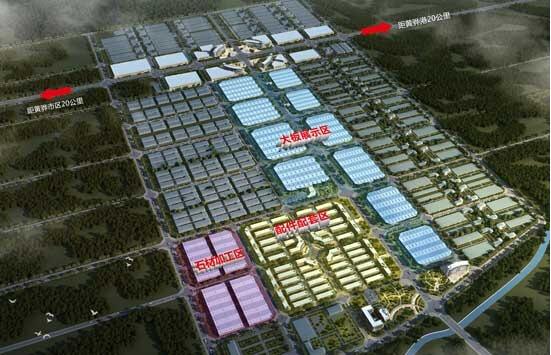 京津冀一体化蓝图呈现 万国商贸城被列省重点