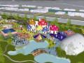 南京汤山投资38亿建大型主题乐园 室内剧场设人工湖