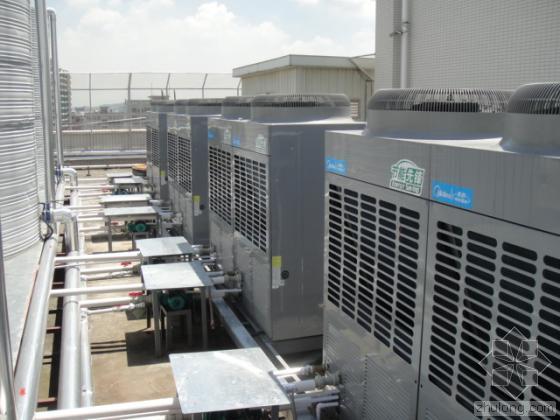 国内首批中央空调系统控制改造