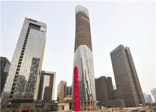 """宁波造价3.44亿""""比萨斜塔""""系螺旋式设计致视觉差"""