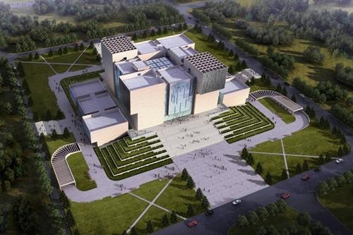 全国最大高校博物馆落户山大青岛校区 施工运用BIM技术