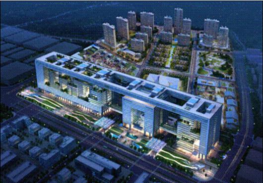"""武汉投资百亿""""中国工程设计之都""""开建"""