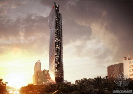 深圳创意地标钢结构吊装成功 总用钢量近5万吨