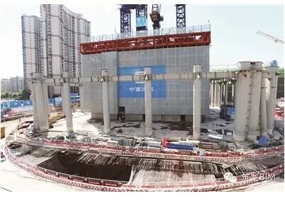 天津周大福金融中心今后平均每天长高1米