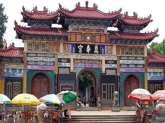 """万寿宫文化街区投资20亿 展现""""老南昌""""韵味"""