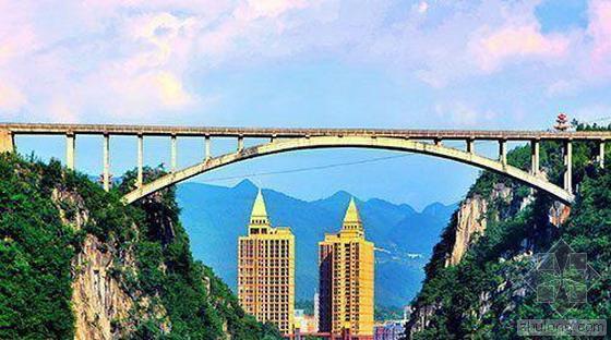 重庆惊现世界罕见城市大峡谷 绝壁栈道长达800米!