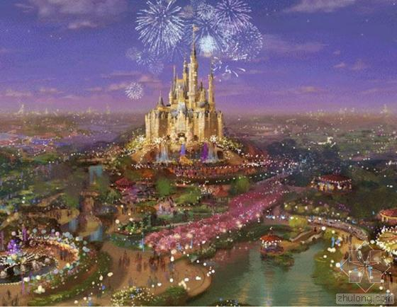 BIM技术筑梦迪士尼城堡 ——上海成立BIM技术应用推广中心
