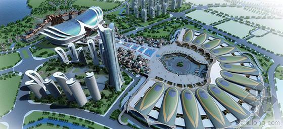 BIM助力昆明滇池国际会展中心建设