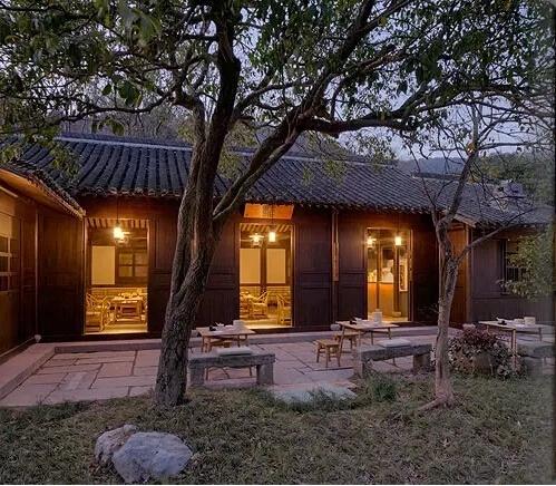 藏身寺庙的全球最奢华的酒店