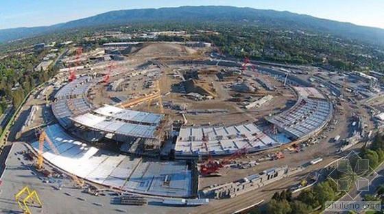 苹果公司2号园区承包商易主 竣工时间成待定