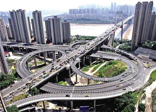 解读重庆18年城建变化 重点工程投资由84亿到3500亿