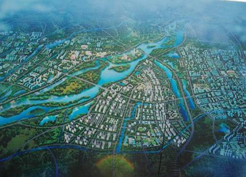 """兰州西固河口将建""""十里黄河金岸"""" 投资5亿元"""