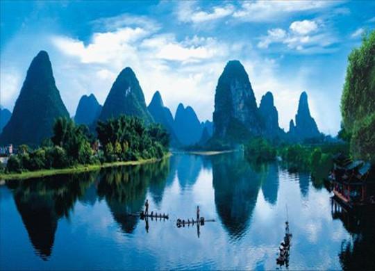 桂林斥资170亿保护漓江喀斯特世界自然遗产