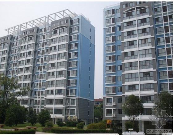 国内首个模块化绿色钢结构住宅主体完工-模块化绿色钢结构住宅