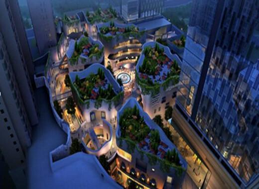 绿地20亿打造合肥最文艺街区 以360°漫游式街区呈现