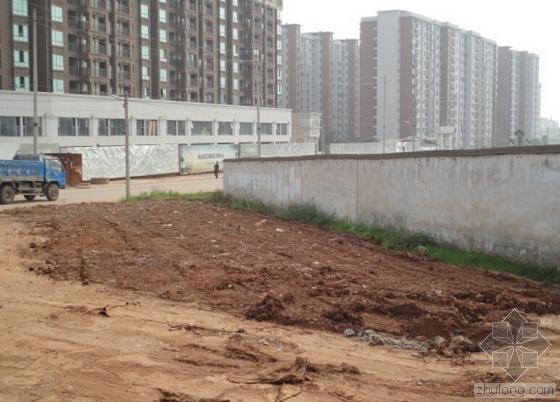工地现场硬化措施资料下载-北京一工地现场因主要道路未硬化 被责令停工