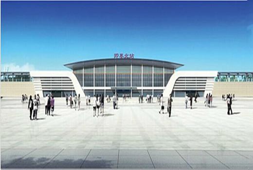 青岛即墨北站投1.6亿建站前广场 按建筑绿色二星设计