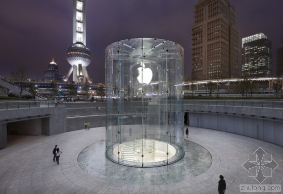 盘点全球各地苹果旗舰店 卖的不是商品是设计
