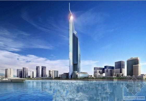 """""""壕都""""迪拜将建711米世界最高住宅楼 于2020年落成"""